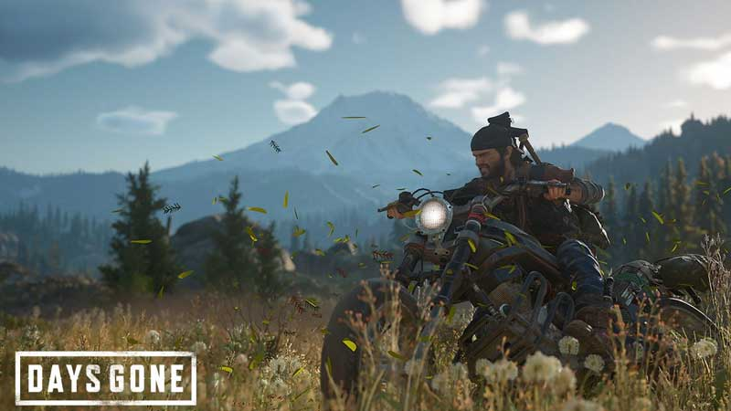 Days Gone PC Vs PS4 differences