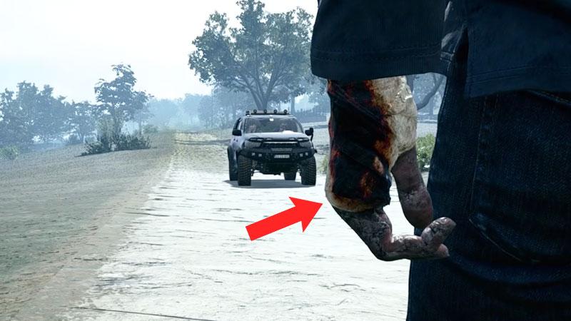 Ethan Winters DLC - Resident Evil