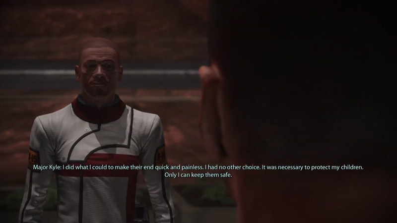 Where Is Father Kyle In Mass Effect Legendary Edition