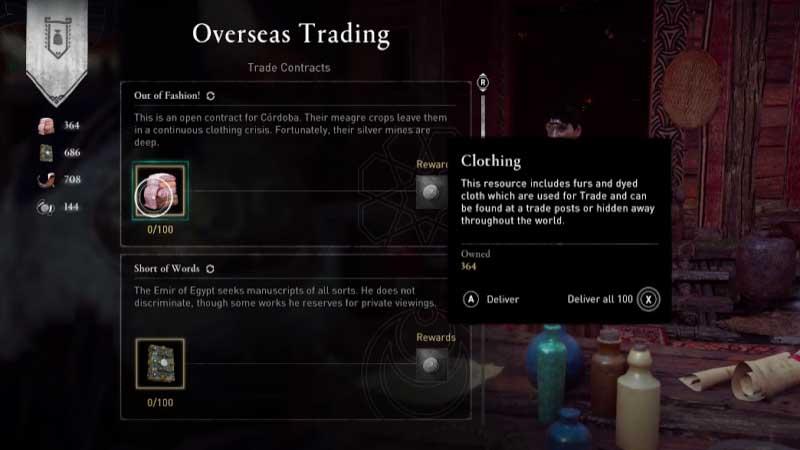 Clothing wrath of druids