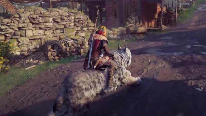 Lynx Mount Assassin's Creed Valhalla