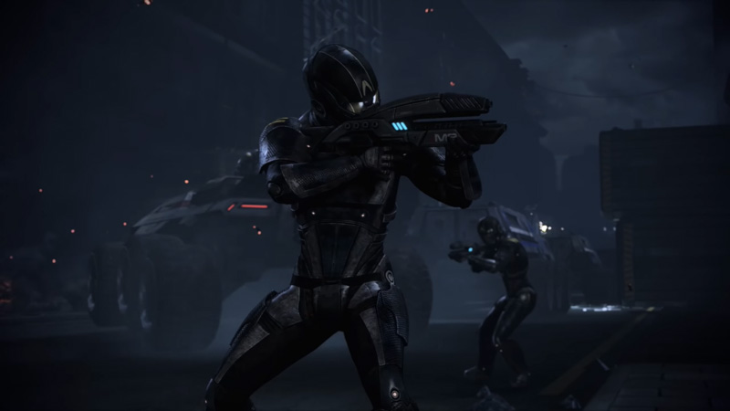 Mass Effect Legendary Edition: How to Get New Armor