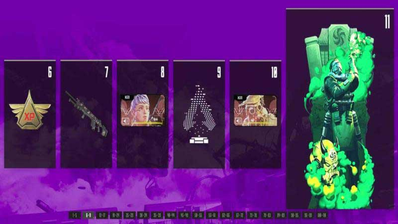 Apex legends level up battle pass