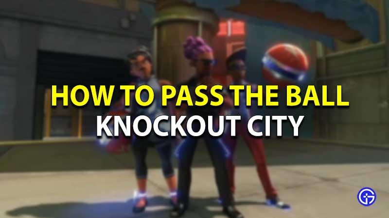 Knockout city pass