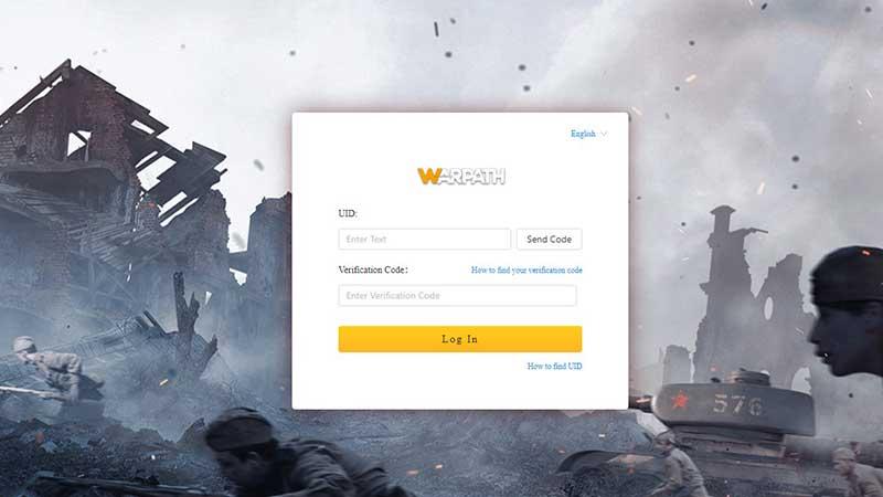 How to Redeem Warpath Gift Codes