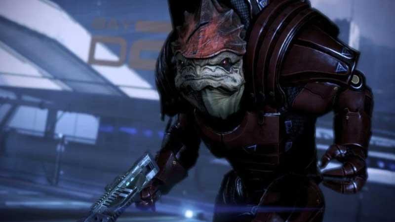 Mass Effect Legendary Edition Wrex