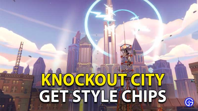 Knockout City: How to Get Style Chips