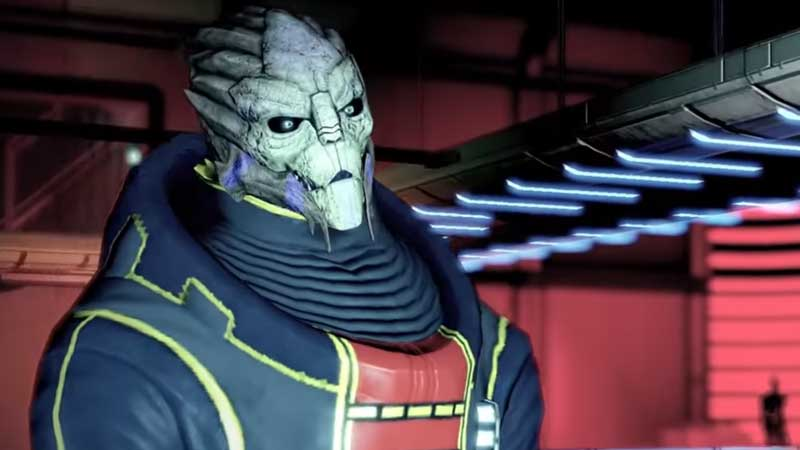 Mass Effect 2 Sidonis