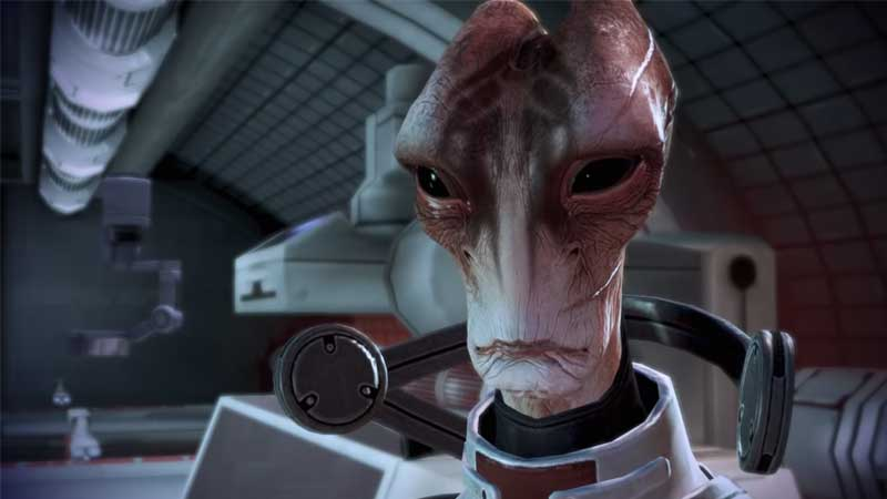 Mass Effect 3 Save or Kill Mordin