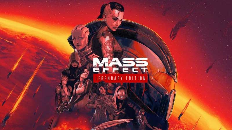 How to Fix Mass Effect Legendary Edition Crashing on Xbox