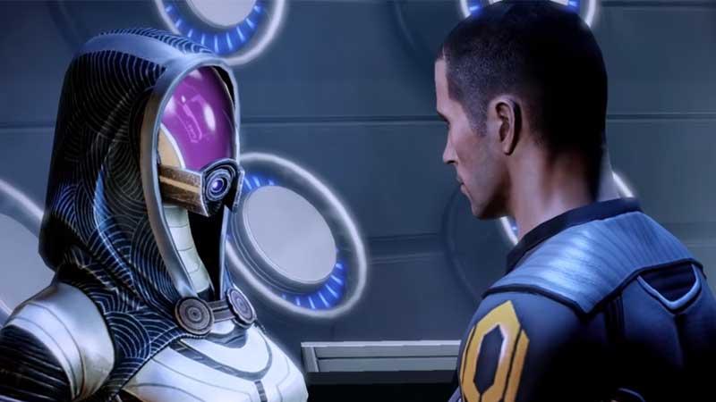 Mass Effect Legendary Edition Tali