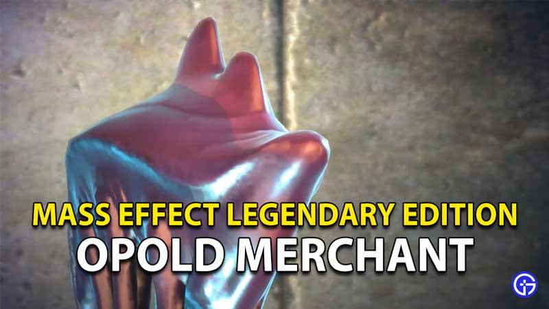 Mass Effect Legendary Edition Opold