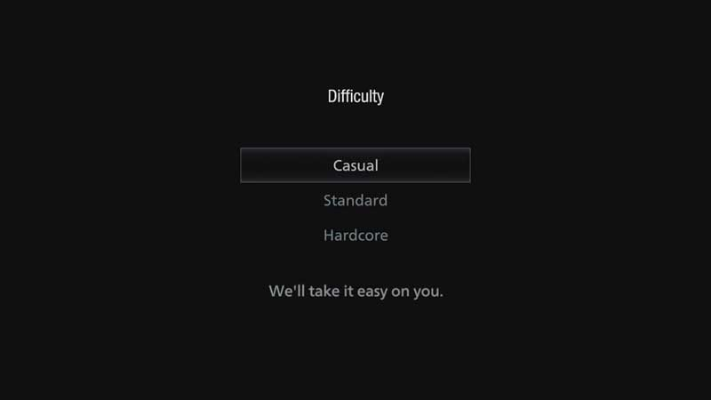 RE Village Difficulty Settings
