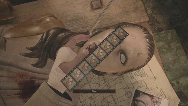 Resident Evil Village: Correct Film Puzzle Order