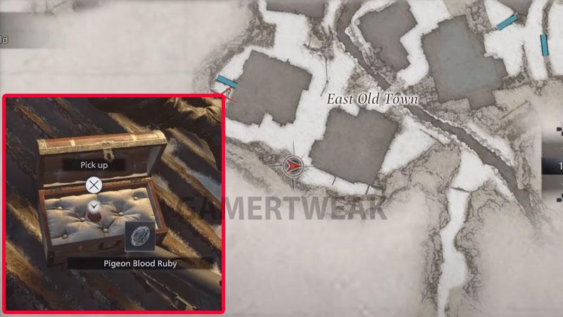 Resident Evil Village Necklace Ruby Location