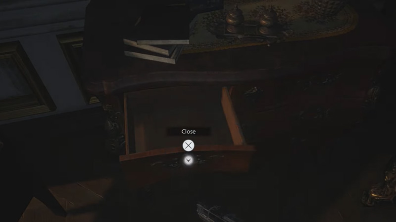 Resident Evil 8 Village: Azure Eye And Silver Ring Location