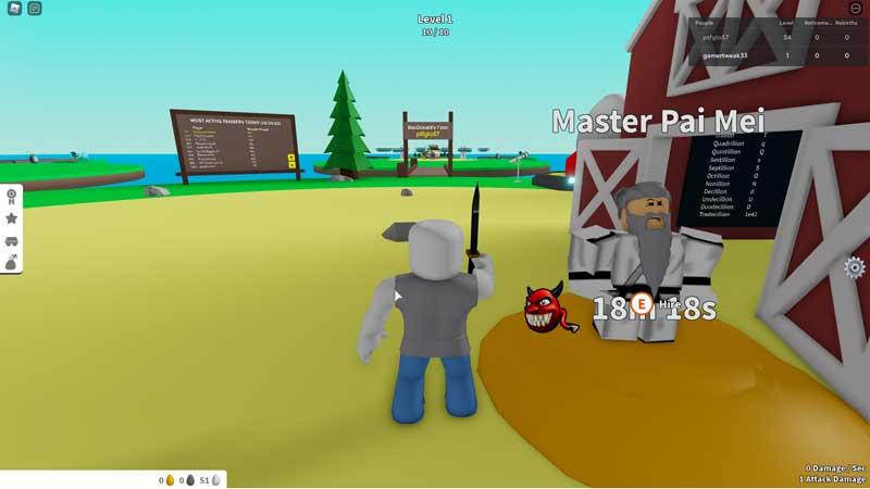Redeem Roblox Egg Farm Simulator Codes