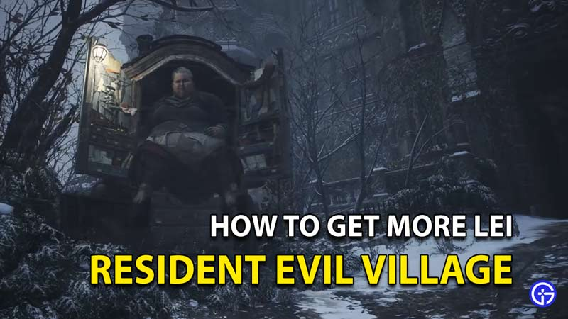 Resident Evil Village Money Guide: How to Get More Lei