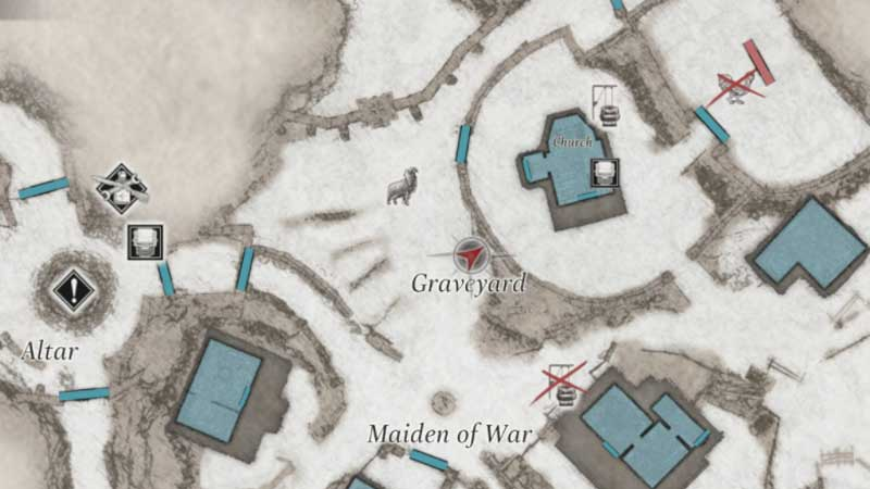 Resident Evil Village: Where To Find All Goats Of Warding