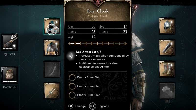 Assassin's Creed Valhalla Wrath of the Druids: How to Get Rus' Armor Set