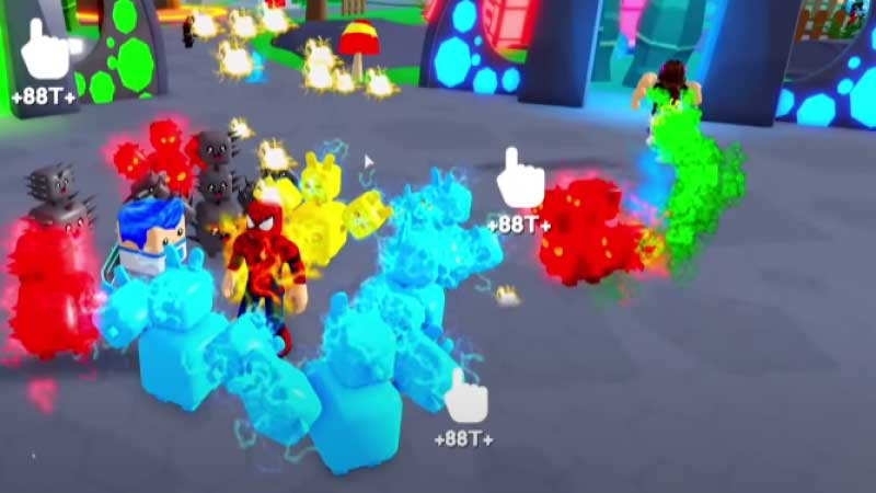 Roblox tapping kingdoms
