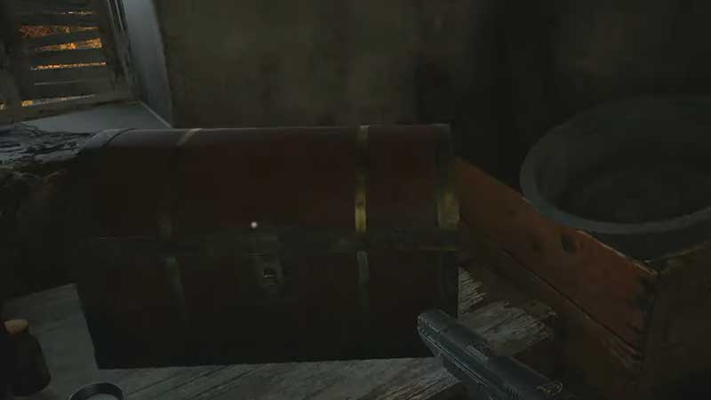 Moreau's Hidden Weapon re village