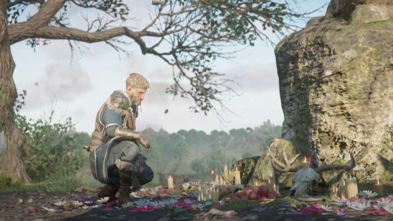 Find Barid Assassin's Creed Valhalla