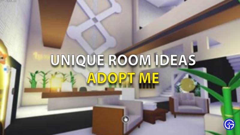 Adopt Me Room Ideas