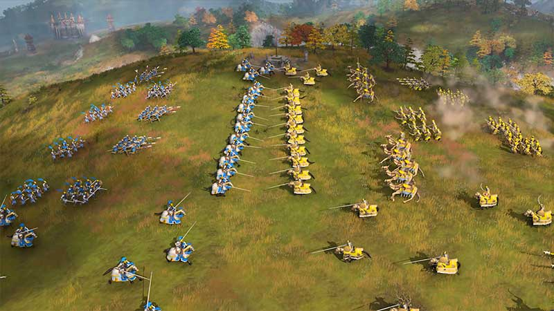 Age of Empires 4 Recommended System Requirements