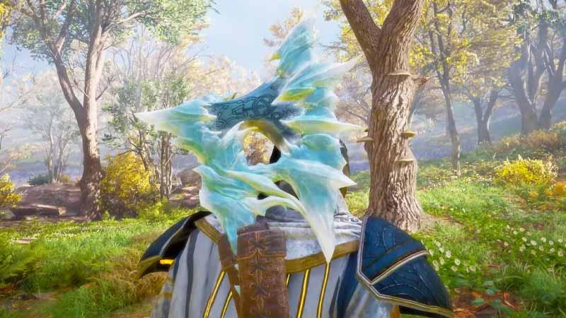 Assassin's Creed Valhalla Skadi's Blade
