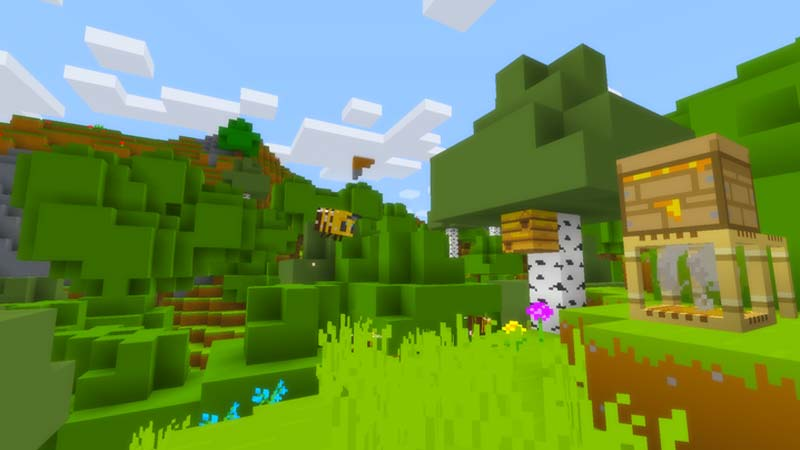 Bare Bones Minecraft 1.17 Texture Packs