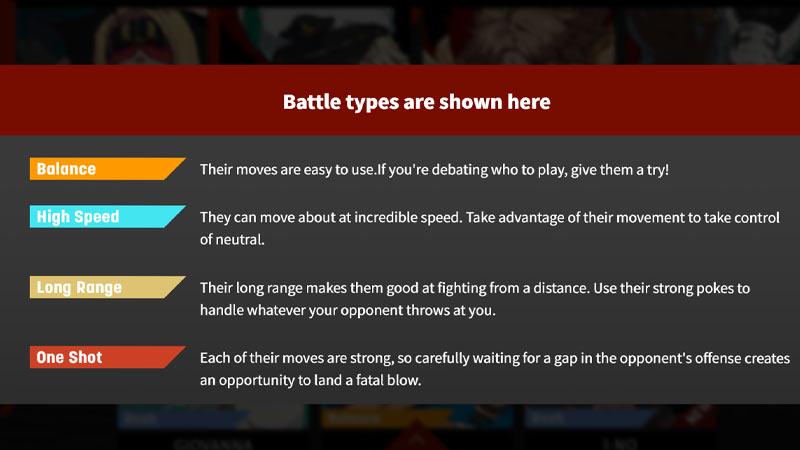 Battle Types