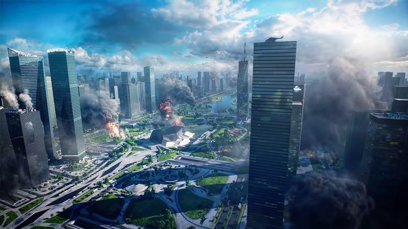 Battlefield 2042 Cross Platform