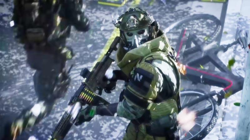 Battlefield 2042 Cross Progression