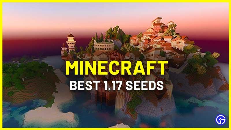 best Minecraft 1.17 seeds