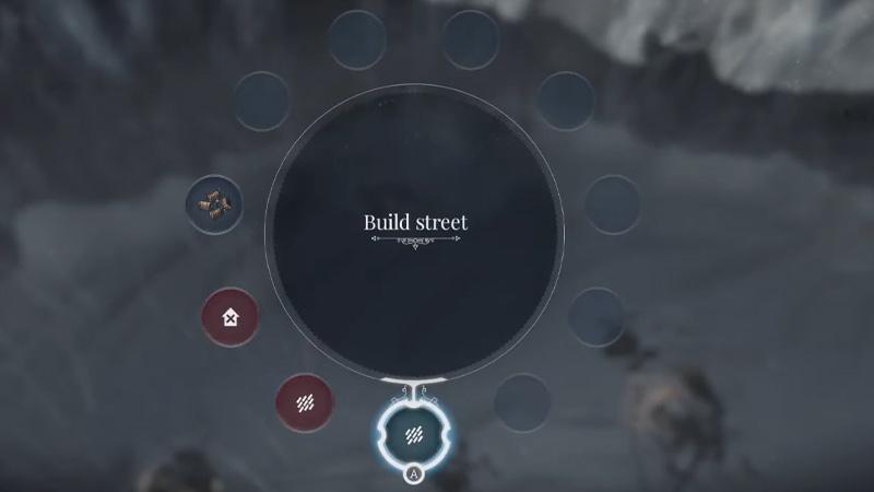 Build Roads in Frostpunk