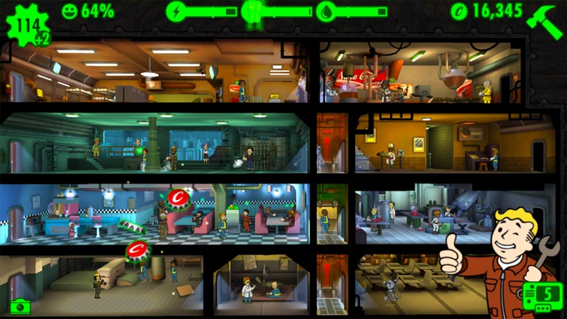 Cheats in Fallout Shelter