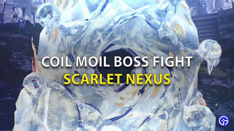 Coil Moil Boss Fight