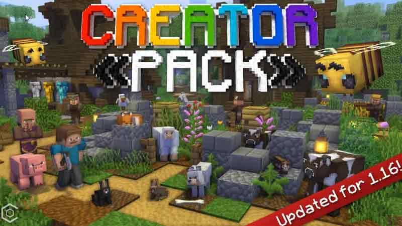 CreatorPack Minecraft