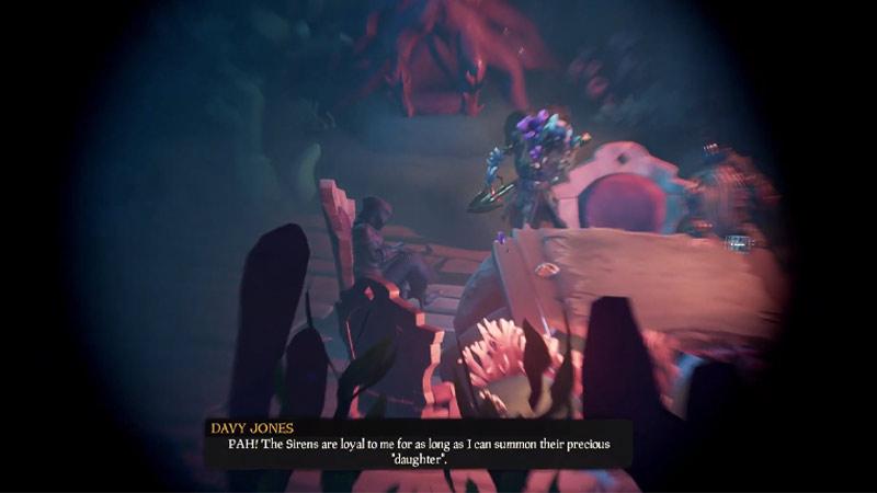 Davy Jones Sea Of Thieves Dark Brethren Guide