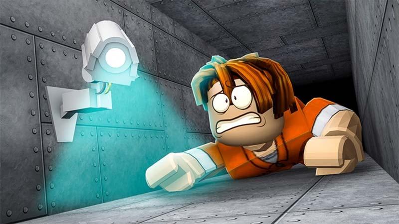 Escape Prison Obby!
