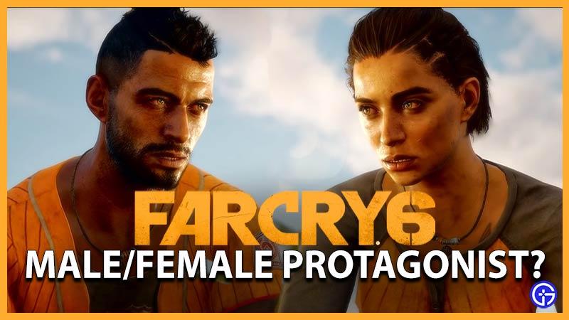 Far Cry 6 Dani Rojas Male or Female Protagonist