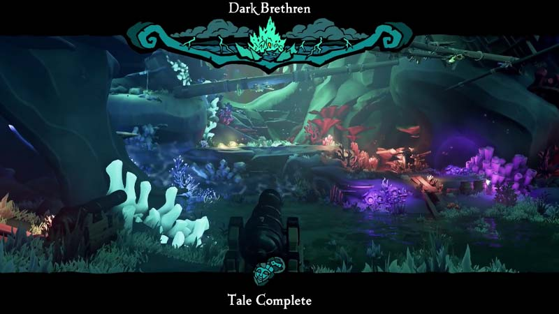 Final Quest Sea Of Thieves Dark Brethren Guide