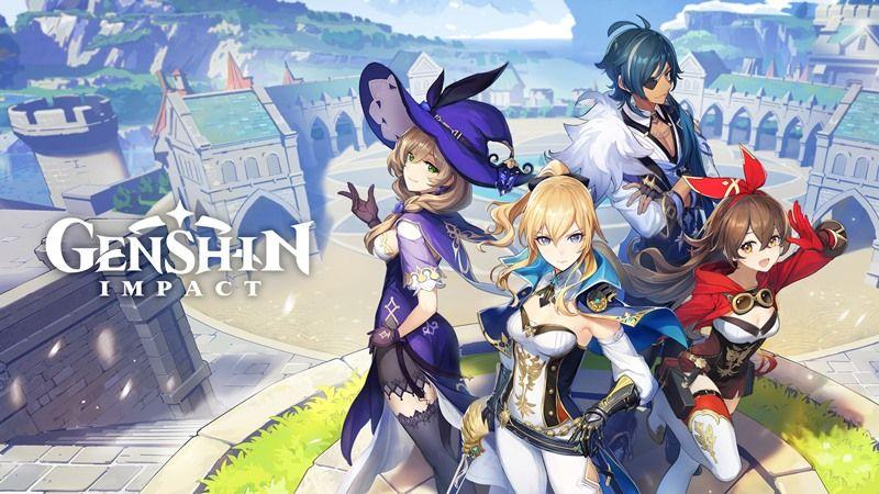 Genshin Impact Download Epic Games Store