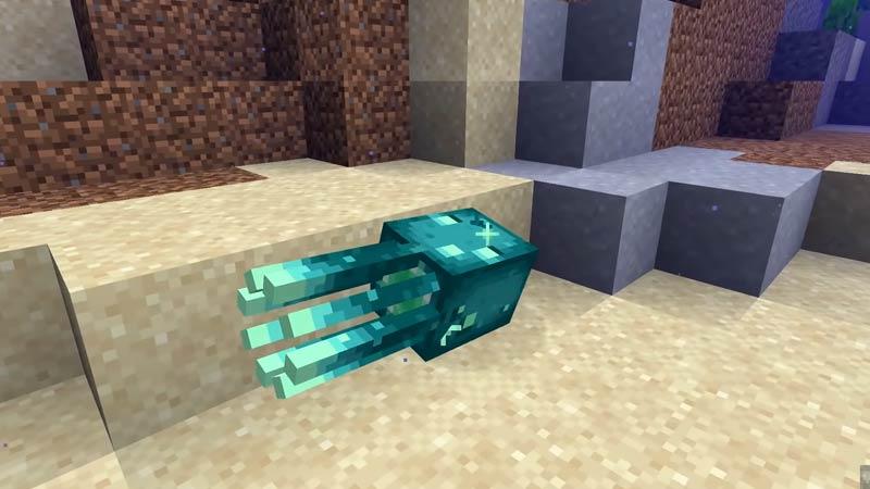 Glow Squid Minecraft