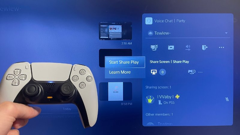Here's How To Play PlayStation 5 Games on PS4 with Share Play