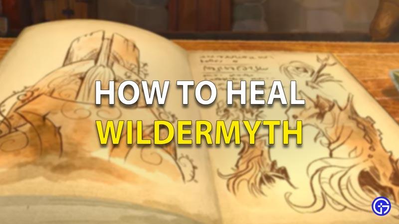 Wildermyth How To Heal