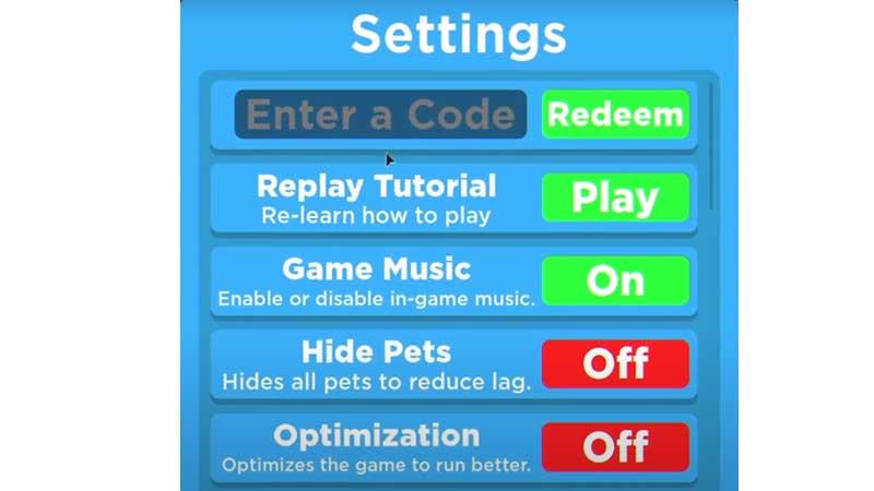 How to Redeem Scythe Simulator Codes