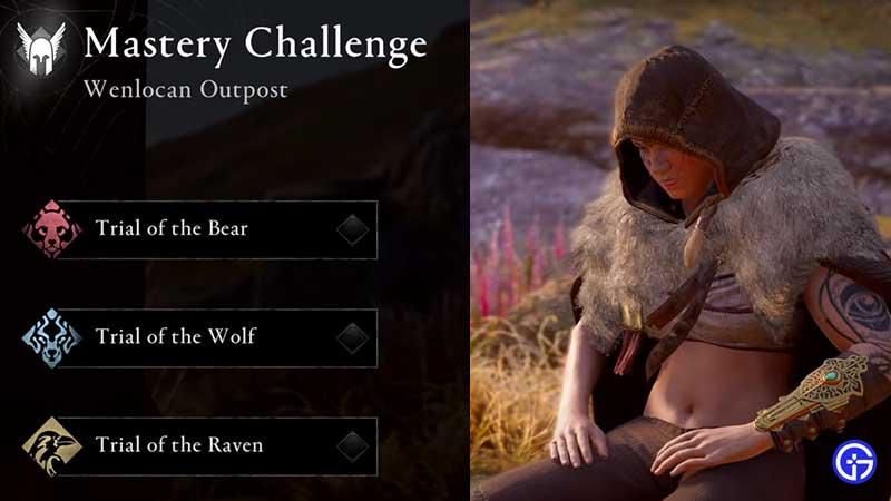 How to Start Mastery Challenge valhalla