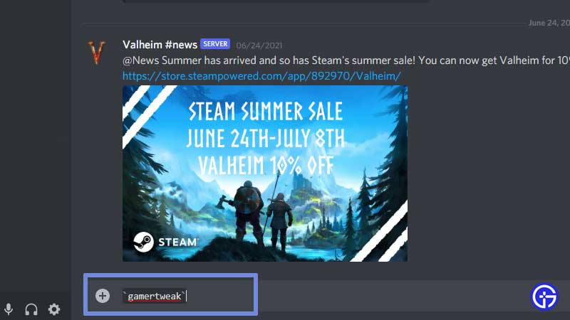how to use block quotes discord